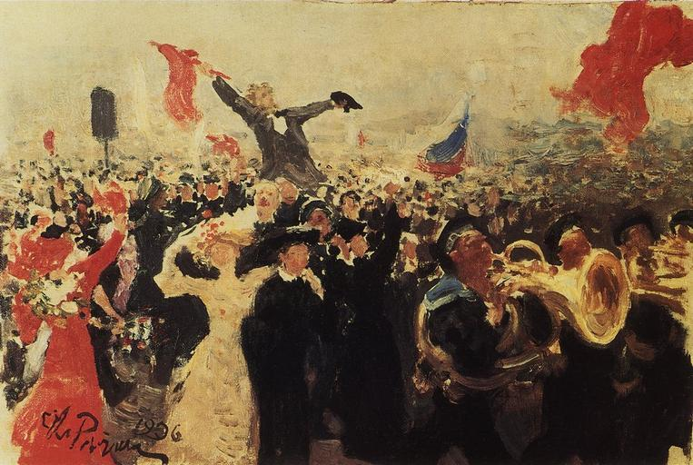 Demonstration_on_Octob...dumbration_1906)